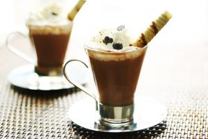 la dorita spiked hot chocolate purchsaed Shutterstock Royalty Free
